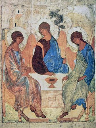 The Trinity of Roublev, C1411 by Andrey Rublyov