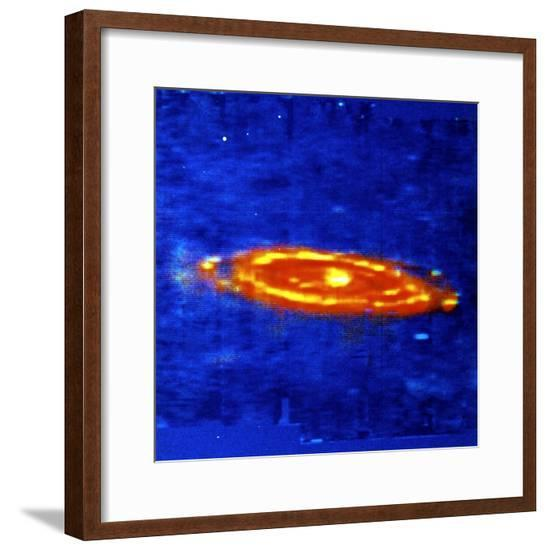 Andromeda Galaxy--Framed Giclee Print