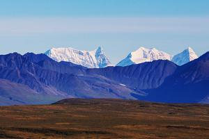 Landscapes on Denali Highway, Alaska. by Andrushko Galyna