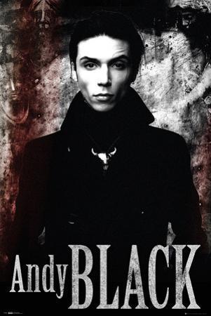 Andy Black- Haunted Wall