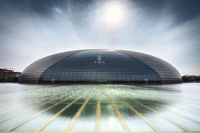National Theatre, Beijing, China, Asia