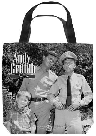 Andy Griffith - Lawmen Tote Bag