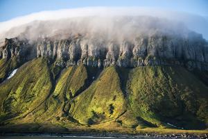 Rugged Cliffs of Cape Flora by Andy Mann