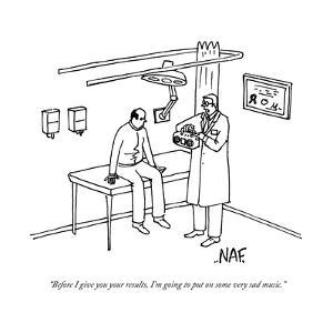 Doctor New Yorker Cartoons Posters at AllPosters.com