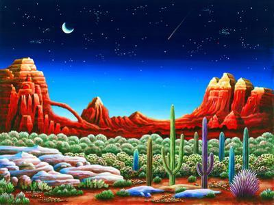 Red Rocks 5 by Andy Russell