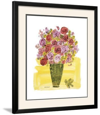 Basket of Flowers, c.1958