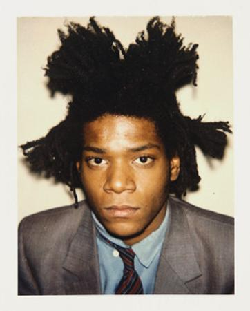 Basquiat, Jean-Michel, 1982 by Andy Warhol