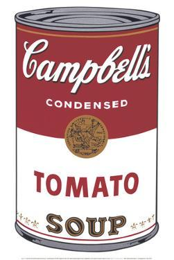 Campbell's Soup I, 1968 by Andy Warhol