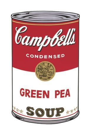 Campbell's Soup I: Green Pea, 1968