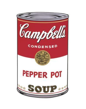 Campbell's Soup I: Pepper Pot, 1968