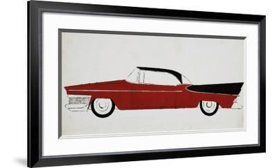 Car, c.1959 by Andy Warhol