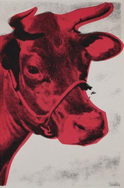 Cow Poster, 1976 by Andy Warhol