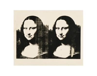 Double Mona Lisa, 1963
