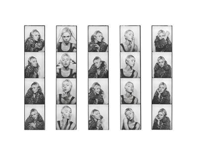 Edie, c. 1966 by Andy Warhol
