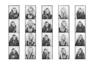 Edie, c. 1966 by Andy Warhol