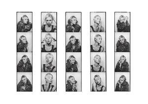 Edie Sedgwick, 1966 by Andy Warhol