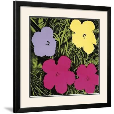 "48/""x30/"" ORCHID FANDANGO by ELIZABETH HORNING WHITE FLORAL CANVAS"