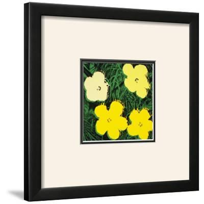 Flowers, c.1970 (Yellow) by Andy Warhol