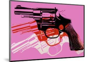 Gun, c.1981-82 by Andy Warhol