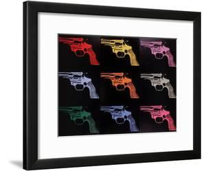 Gun, c.1982 by Andy Warhol