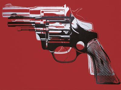 Guns, c.1981-82 by Andy Warhol