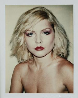 Harry, Debbie 1980 (Polaroid) by Andy Warhol