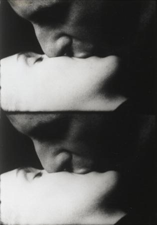 Kiss, 1963 by Andy Warhol