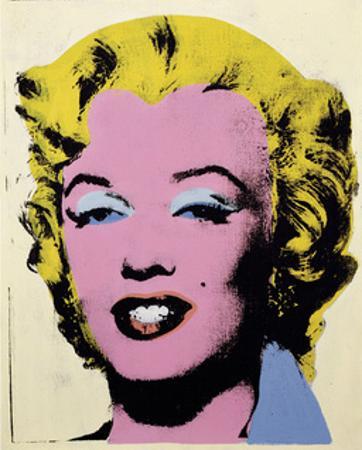 Lemon Marilyn, 1962 by Andy Warhol