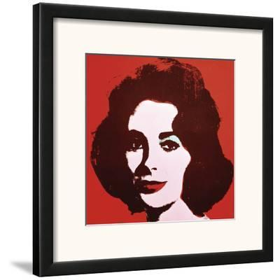 Liz, 1963 (Red)Andy Warhol