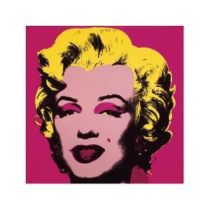 Marilyn, c.1967 (Hot Pink) by Andy Warhol