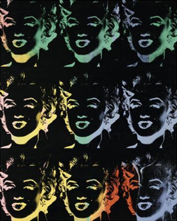 Marilyn, c. 1979-86 by Andy Warhol