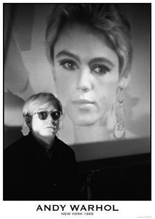 Andy Warhol- New York 1965