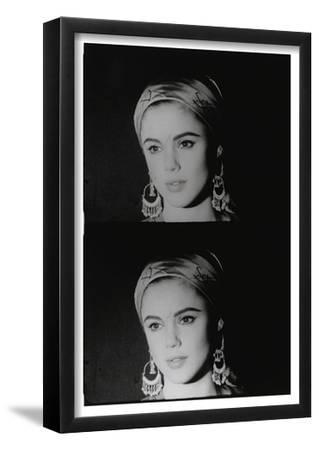 Screen Test: Edie Sedgwick, c.1965 by Andy Warhol