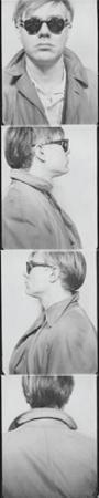 Self Portrait, 1963 (Photobooth)