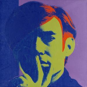 Self-Portrait, 1966 by Andy Warhol