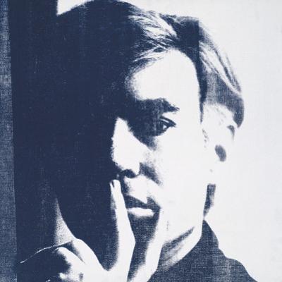 Self-Portrait, c.1978 by Andy Warhol