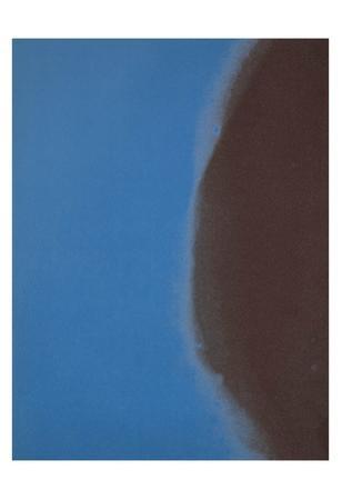 Shadows II, 1979 (blue) by Andy Warhol