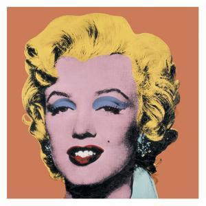 Shot Orange Marilyn, c.1964 by Andy Warhol