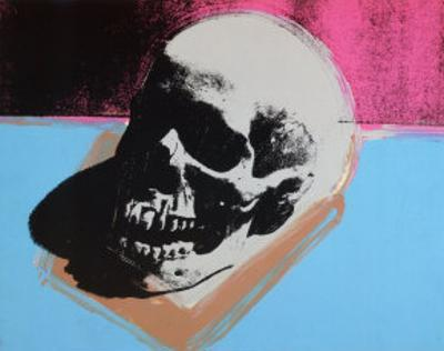 Skull, 1976 by Andy Warhol