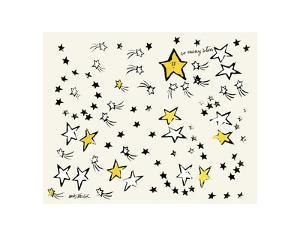 So Many Stars, c. 1958 by Andy Warhol