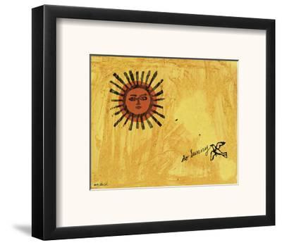 So Sunny, c. 1958 by Andy Warhol