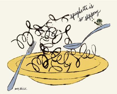 Spaghetti is So Slippery, c. 1958