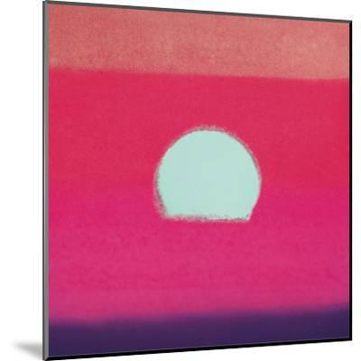 Sunset, c.1972 40/40 (fuchsia) by Andy Warhol