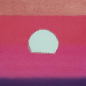 Sunset, c.1972 40/40 (fuchsia) by Andy Warhol