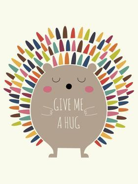 Give Me a Hug by Andy Westface