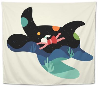 Ocean Roaming by Andy Westface