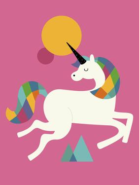 To Be a Unicorn by Andy Westface