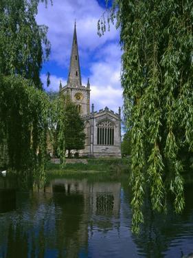 Stratford-Upon-Avon Parish Church by Andy Williams