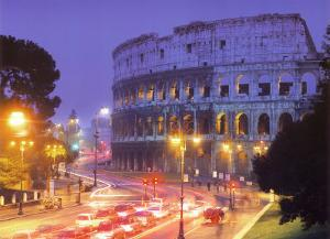 The Colosseum - Rome by Andy Williams