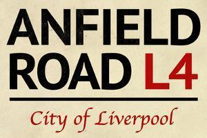 Anfield Road L4 Liverpool Street